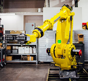 Hawk Technology Robotic Material Handling System